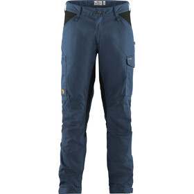 Fjällräven Kaipak Trousers Men uncle blue/dark grey